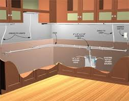 led counter lighting kitchen cabinet lighting options