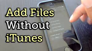 Add Music & Video Files to Your iPad or iPhone Without iTunes [How