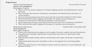 50 Inspirational Resume Summary Examples For Mechanical Engineers