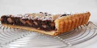 tarte poires frangipane chocolat cf c felder pâte feuilletée au