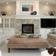 Fireplace Room Accent Ideas Sofa M Walnut Electric Mount