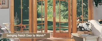 French Patio Doors Outswing by Swinging French Doors By Marvin