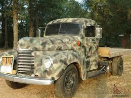 100 1946 International Truck Harvester PU 350 350 Rust Free Very Cool