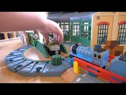 Thomas And Friends Tidmouth Sheds Wooden by Thomas Friends Wooden Railway Tidmouth Sheds With Thomas James