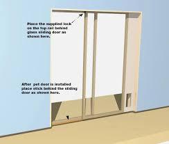 Portable Pet Door Dog Doors