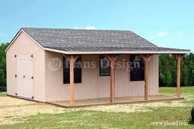 12 X 24 Gable Shed Plans by Buy Storage Shed Plans 12 X 24 La Sheds Build