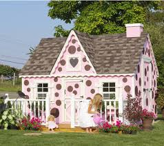 Photo Of Big Playhouse For Ideas by Big Backyard Playhouses Home Outdoor Decoration