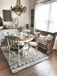 Rustic Farmhouse Dining Table Awesome Stunning Style Decoration And Interior Design Ideas 13 Of