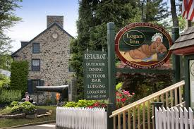 Haunted Attractions In Pa And Nj by Logan Inn Est 1727 In New Hope Pa Is One Of The Oldest