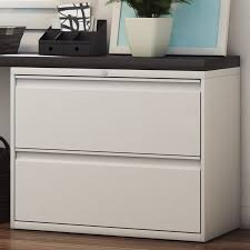 Symple Stuff 2 Drawer Lateral Filing Cabinet & Reviews