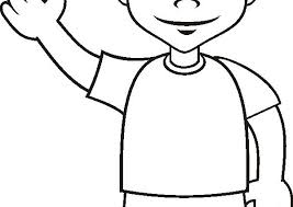 Coloring Pages For Boy Color Bloomscenter