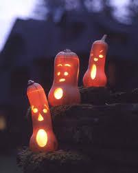 Diy Halloween Pathway Lights by Outdoor Halloween Decorations Martha Stewart