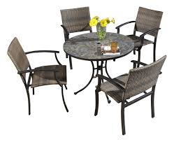 Amazon.com : Home Styles 5601-3081 Stone Harbor 5-Piece Outdoor ... Pplar Ikea Outdoor Ding Sets Komnit Fniture Set In Alinium European Design Saarinen Round Table Hivemoderncom Compare And Choose Reviewing The Best Teak Patio The Home Depot Hampton Bay Alveranda 7piece Metal With Hanover Monaco 7 Pc Two Swivel Chairs Four Alinum Restaurant Chair 5piece Rectangular Bench Barbeques Galore Styles Stone Harbor Taupe Polywood Official Store