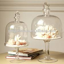 Ball Round Glass Cake Dome Cover and Cake Stand Cake plate