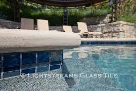 astonishing ideas waterline pool tiles winning lightstreams glass