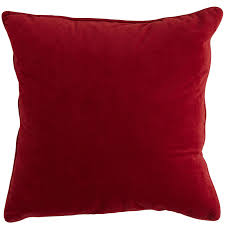 Pier One Outdoor Throw Pillows by Plush Red Pillow Pier 1 Imports