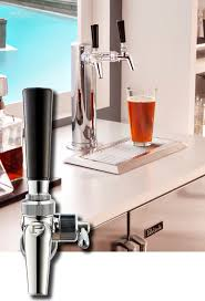 perlick to debut the world s first residential flow control beer