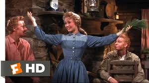 Seven Brides For Seven Brothers (4/10) Movie CLIP - Goin' Courtin ... Seven Brides For Brothers Scene Where The Girls Are Dancing Mr Ds Theatre Blog Relive The Olden Days With This Iconic 7 Brides For Brothers Review Seven At Muny About Yloc York Light Opera Company Ltd Megan Mike Pats Barn Wedding Photographer Lucy Schultz Operetta Opens Sequim Irrigation 210 Movie Clip Bless Your Warner Bros Uk Movies Watch On Netflix Today 1954 Lobby Card 810 Sobbin Women