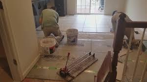 home depot capital heights maryland tile floor installation