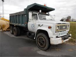 1970 International Dump Truck Plus Mega Bloks Cat With Scoop Or ...