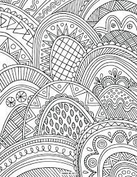 Coloring Pages Pdf Disney Adult Hard Pattern Printables Halloween Book Patterns Online Full Size