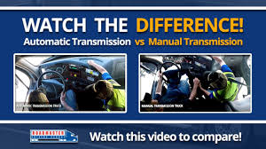 Automatic Transmission Semi-Truck Training Now Available ...