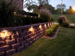 wall lights design garden patio wall lights in awesome solar