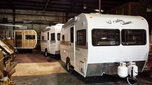 2018 Paradise Coasts Retro Style Travel Trailers Are Custom Built To Your Color Palette Specifications Dont Miss Out Order Yours Today