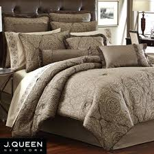 J Queen Kingsbridge Curtains by J Queen New York Comforter Set J Queen New York Chantilly