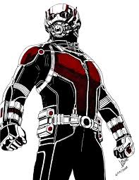 Ant Man By DaegStone