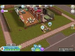 Sims Freeplay Second Floor Stairs by How To Build A Up Stairs In Sims Free Play Youtube