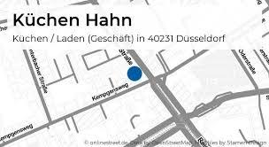 küchen hahn reisholzer straße in düsseldorf lierenfeld
