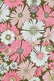 Colorful Vintage Flower Pictures HD For Computer