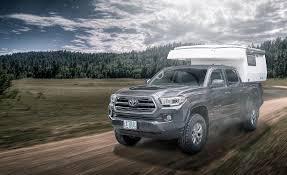 100 Tacoma Truck Camper EarthCruiser GZL EarthCruiser Overland Vehicles
