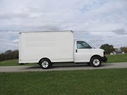 100 Box Truck Rv 2011 GMC Savanna 3500 For Sale 164391 Miles Sparta