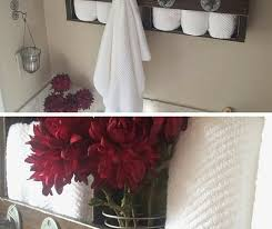 DIY Pallet Towel Rack