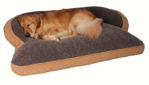 Chewproof Dog Bed by Awesome Dog Beds For Large Dogs U2014 Jen U0026 Joes Design Dog Beds For