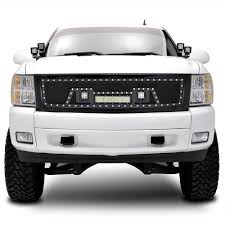 Chevy Silverado Wire Mesh Main Upper Grille Evolution Blk W/LED ... 2inch Square Cree Led Fog Light Kit For 1114 Chevrolet Silverado 2013 3500hd Overview Cargurus The Crate Motor Guide For 1973 To Gmcchevy Trucks Chevy Parts Temecula Ca 4 Wheel Youtube Truck Grilles Accsories Royalty Core 1986 And Best Resource 44 Inspirational 2005 Rochestertaxius 1500 Nashville Tn Amazoncom Ledpartsnow 072013 Interior Black Ops Concept Is The Ultimate Survival Chevy Truck Accsories 2015 Near Me