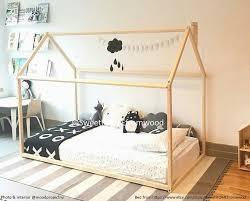 Montessori Bed Frame Bed Frame Katalog 37d cfc