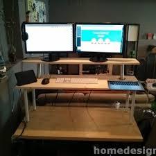 Ikea Bekant L Shaped Desk by 2015 Ikea Standing Desk Ikea Ikea Bekant Desk Ikea Hack