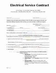 Service Terms And Conditions Template Best Of Standard For Services Inspirational