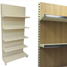 Range Of Shelving Accessories Available To Complement Your Display Wallshelving Creamshelving Metalshelving Retaildisplay