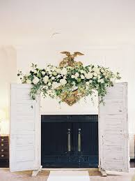 Think Outside The Arch Pull Inspiration From Your Wedding Theme Like Using Stunning Vintage Doors