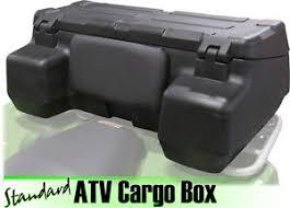 top 150l pour atv coffre porte bagage valise ebay