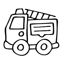 100 Black Fire Truck Coloring Pages Awesome Sheet And White Free