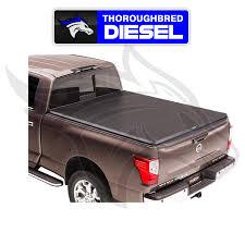 100 Trifecta Truck Bed Cover Extang 20 Tonneau For 1618 Nissan Titan Wo Utili
