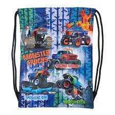 Drawstring Sports Bag - Monster Trucks - Bags And Backpacks - School ... Cheap Monster Bpack Find Deals On Line At Sacvoyage School Truck Herlitz Free Shipping Personalized Book Bag Monster Truck Uno Collection 3871284058189 Fisher Price Blaze The Machines Set Truck Metal Buckle 3871284057854 Bpacks Nickelodeon Boys And The Trucks Shop New Bright 124 Remote Control Jam Grave Digger Free Sport 3871284061172 Gataric Group Herlitz Rookie Boy Bpack Navy Orange Blue