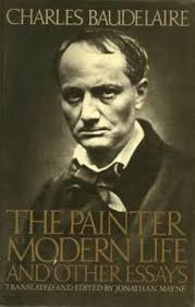 the painter of modern and other essays by baudelaire charles
