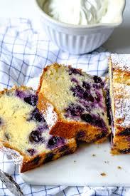 schneller blaubeer joghurt kuchen kastenkuchen was eigenes