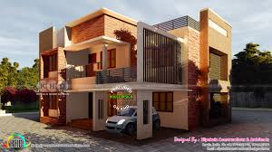 100 Modern Contemporary House Design 2468 Square Feet Modern Contemporary House Architecture Plan